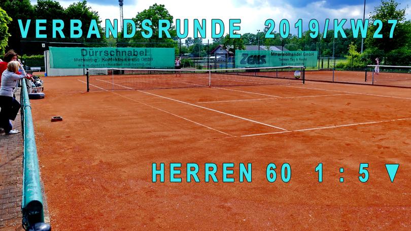 Verbandsrunde 2019/KW27