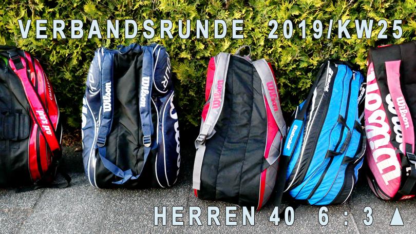 Verbandsrunde 2019/KW25