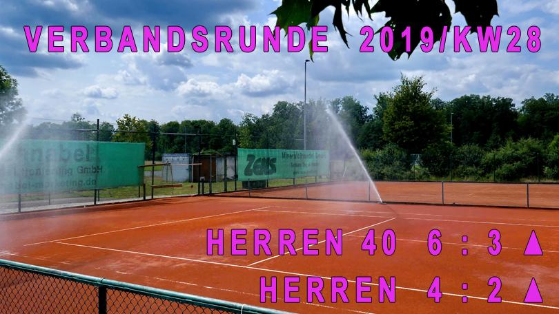 Verbandsrunde 2019/KW28