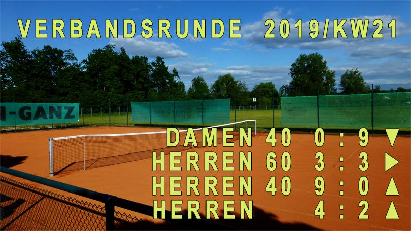 Verbandsrunde 2019/KW21