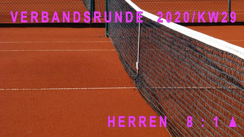 Verbandsrunde 2020/KW29