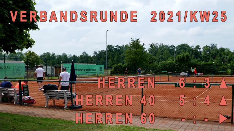 Verbandsrunde 2021/KW25