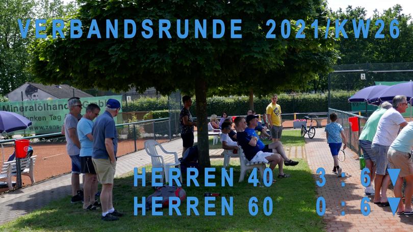 Verbandsrunde 2021/KW26