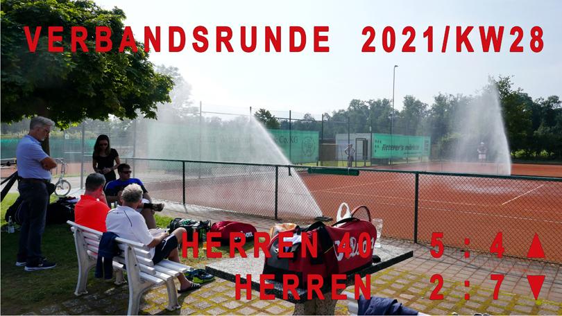 Verbandsrunde 2021/KW28