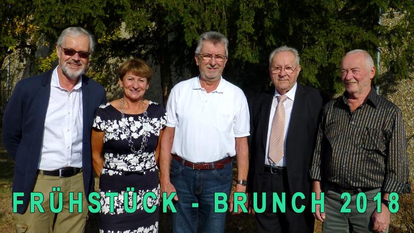 Frühstück – Brunch 2018