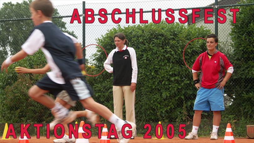 Abschlussfest/Aktionstag 2005