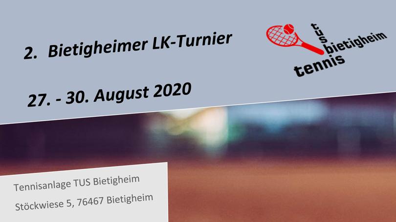 LK-TURNIER AUG. 2020