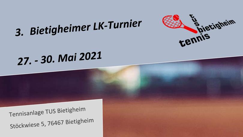 LK-TURNIER MAI 2021
