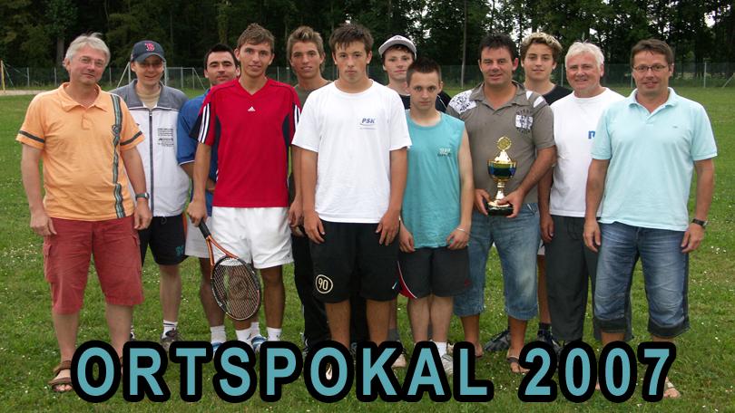 Ortspokal 2007